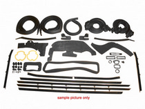 72 Monte Carlo Trim Parts Weatherstripping - Weatherstrip Kit