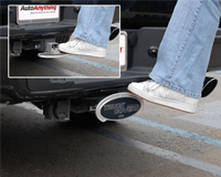 All Trucks Truck Covers USA Hitch Steps - American Spring Oval