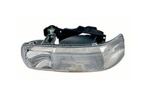 1999-2006 Chevrolet Silverado TYC Headlight - Left Assembly