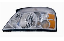 2004-2007 Ford Freestar TYC Headlight - Left Assembly