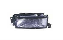 90-93 (Jul) Mazda Protege (4Dr), 90 (Jul) -93 Mazda 323 (4Dr) TYC Headlight - Left Assembly