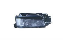 90-95 Mazda 323 Protege (3Dr) , 90-95 Mazda Protégé (3Dr), 93 (Jul)-95 Mazda Protege (4Dr) TYC Headlight - Right Assembly