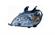 1998-2005 Mercedes M-class TYC Headlight - Left Assembly