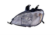 1998-2005 Mercedes M-class TYC Headlight - Left Assembly (With Halogen Type Only)