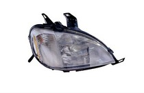 1998-2005 Mercedes M-class TYC Headlight - Right Assembly (With Halogen Type Only)