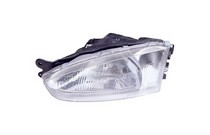 1997-2002 Mitsubishi Mirage TYC Headlight - Left Assembly