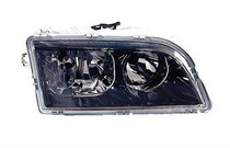 00-02 Volvo S40, 00-02 Volvo V40 TYC Headlight - Right Assembly (With Black Bezel)