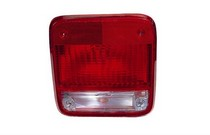 85-96 Chevy Van (Fullsize), 85-96 Gmc Van (Fullsize) , 92-96 Chevy Express (Fullsize) TYC Tail Light - Right