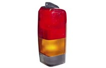 1997-2001 Jeep Cherokee TYC Tail Light - Left