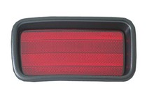 99-04 Mitsubishi Montero Sport, 99-04 Mitsubishi Montero Sport TYC Rear Reflector Light - Left Assembly