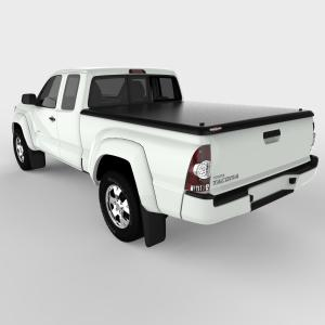 Toyota Tacoma Hard Top Tonneau Covers At Andy S Auto Sport