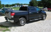 2007current toyota tundra crew max 55ft bed works with undercover classic tonneau cover