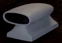 2001-2003 Mazda Protege Unlimited Products Scoop - Boat, 13.5 Wide x 21.5 Long, 11.25 High