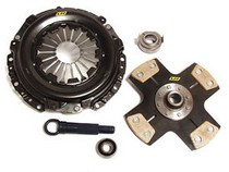 2001-2006 Dodge Stratus Unorthodox Racing Sport Pro Clutch Kit (Solid Hub 4-Puck Disc)