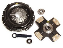 1993-1997 Toyota Supra Unorthodox Racing Sport Pro Clutch Kit (Solid Hub 4-Puck Disc)
