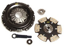 1993-1997 Toyota Supra Unorthodox Racing Sport Pro Clutch Kit (Solid Hub 6-Puck Disc)