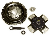 1993-1997 Toyota Supra Unorthodox Racing Race Pro Clutch Kit (Sprung Hub 4-Puck Disc)