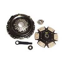 1993-1997 Toyota Supra Unorthodox Racing Race Pro Clutch Kit (Sprung Hub 6-Puck Disc)