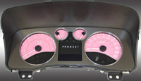 06-08 Hummer H3 US Speedo Gauge Faces - Daytona GA (Pink)