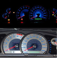 Toyota Tundra Gauge Faces at Andy's Auto Sport