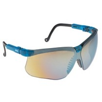 2008-9999 Jeep Liberty Uvex Genesis® Vapor Blue Frame Glasses With Gold Mirror Lens With UD Coating