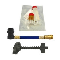Universal (All Vehicles) UVIEW Hybrid A/C Oil Eco-Twist Leak Detection Kit
