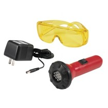 2007-9999 Audi RS4 UVIEW Micro LED-Lite Cordless Rechargeable True UV Lamp