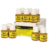 2000-2005 Lexus Is UVIEW Universal A/C Dye - 12 Bottles