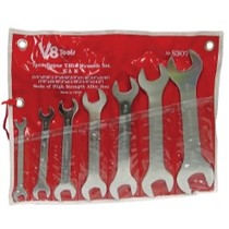 1980-1983 Honda Civic V-8 Tools 7 Piece Super Thin Wrench Set