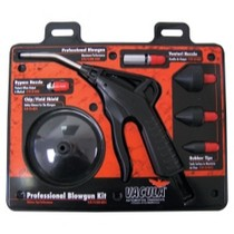 1996-1998 Suzuki X-90 Vacula 7 Piece Professional Blow Gun Kit