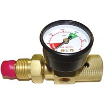 1991-1996 Saturn Sc VACUTEC Pre-Set Gas Flow Regulator, 100 PSI