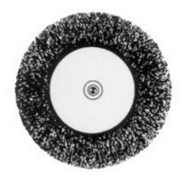 1976-1980 Plymouth Volare Vermont American Coarse Wire Wheel Brush 5 in.