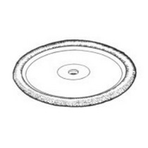 1997-2004 Chevrolet Corvette Vermont American 7 in. Round-Up Buffing Pad