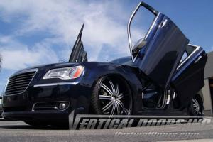 Chrysler 300 Vertical Doors at Andy's Auto Sport