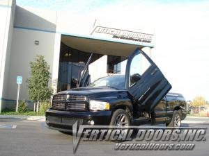 Dodge Ram Vertical Doors At Andy S Auto Sport