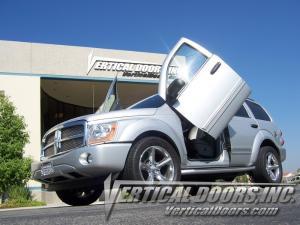 04 10 Dodge Durango Vertical Doors Inc Bolt On Lambo Door Kit