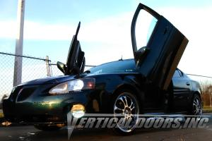 Pontiac Grand Prix Vertical Doors At Andy S Auto Sport