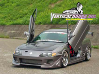Vertical Doors For Acura Integra At Andys Auto Sport - Acura integra 94