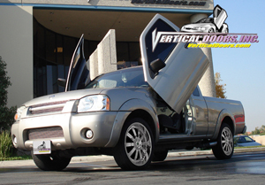 00-01 Frontier Vertical Doors Inc Lambo Doors - Direct Bolt On Kit & Nissan Frontier Vertical Doors at Andy\u0027s Auto Sport Pezcame.Com