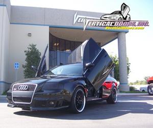 97-04 A6 Vertical Doors Inc Lambo Doors - Direct Bolt On Kit & Audi A6 Vertical Doors at Andy\u0027s Auto Sport Pezcame.Com