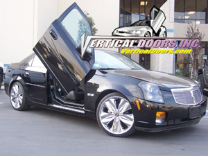 Cadillac Cts Vertical Doors At Andy S Auto Sport