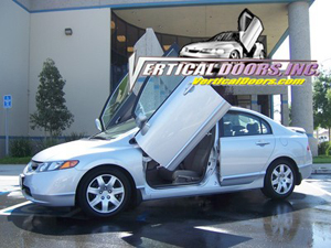 Vertical Doors For Honda Civic At Andy S Auto Sport
