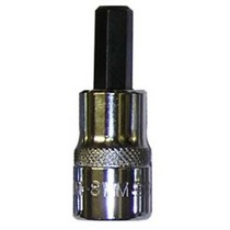 "1990-1996 Chevrolet Corsica Vim Products 3/8"" Drive 8mm Hex Bit"