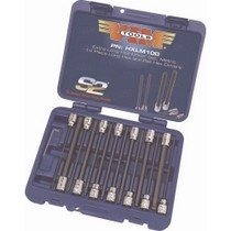 1990-1996 Chevrolet Corsica Vim Products 14 Piece Extra Long Metric Hex and Ball Hex Driver Set