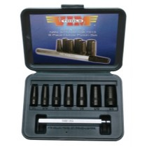 1966-1970 Ford Falcon Vim Products 8 Piece Hollow Punch Set