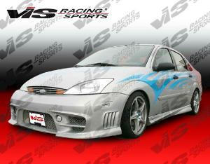 Ford Focus Fiberglass Body Kits at Andy's Auto Sport