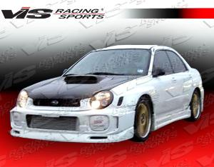 Subaru Impreza Scoops at Andy's Auto Sport