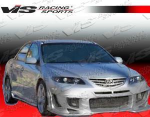 mazda 6 body kits at andy's auto sport