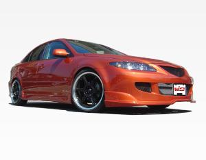 2003-2008 Mazda 6 Vis Racing Fuzion Body Kit