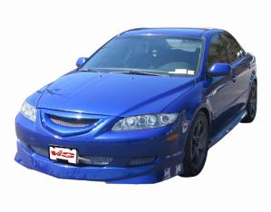 2003-2008 Mazda 6 Vis Racing Techno R Front Lip